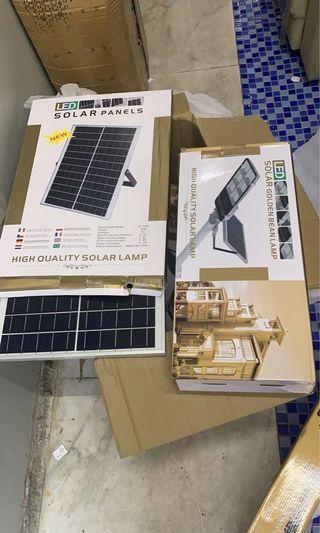 太陽能防水LED投光燈