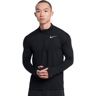 Nike Dry Element Running 男款半開襟式跑步上衣 AQ7904-010