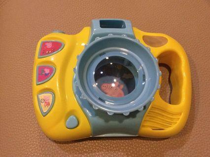 Peppa Pig Toy Camera