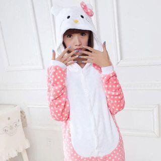 Hello Kitty Kigurumi