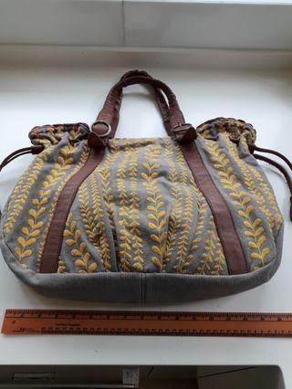 Lucky penny shoulder bag