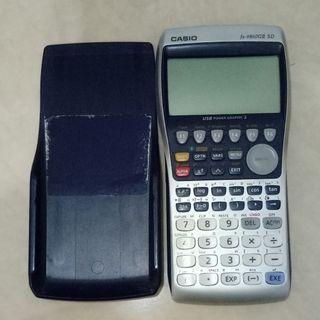 Kalkulator Casio fx-9680GII SD