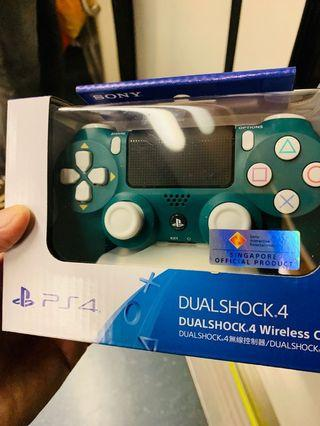 Limited Edition Alpine Green PS4 Controller
