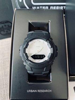 🇯🇵Japan Urban Research x Casio G Shock Limited Edition Collaboration Watch