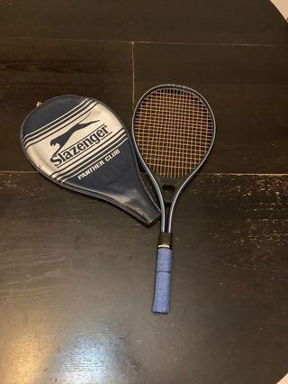 Vintage tennis racket, Slazenger tennis racket