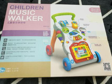 Baby Push Walker