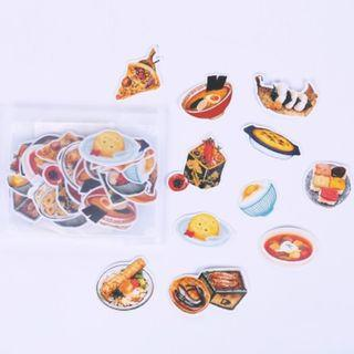 food stickers #1 / food theme stickers #1