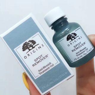 [現貨]origins悅木之源淨痘祛痘凝膠super點痘預防痘印10ml