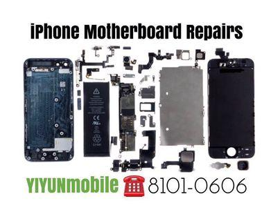 iPhone Motherboard Repair, iPhone Touch IC, iPhone Audio IC
