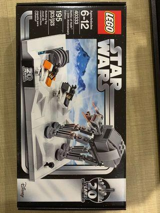 LEGO 40333 20th Anniversary Battle of Hoth set