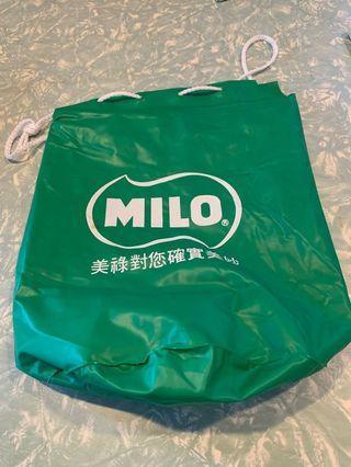 Milo collectible tote bag
