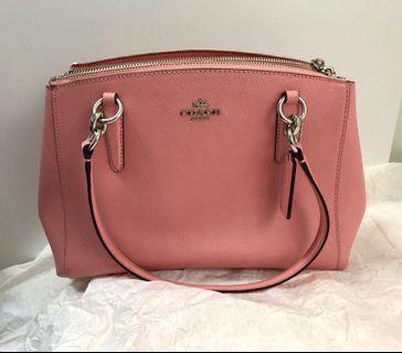 Coach Blush Pink Handbag