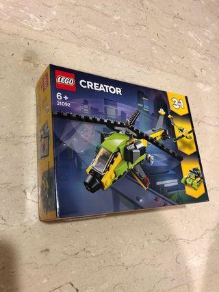 Brand New Lego Creator (31092)