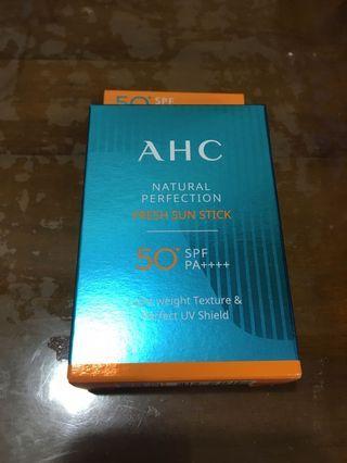 AHC 超清爽持久完美防曬棒