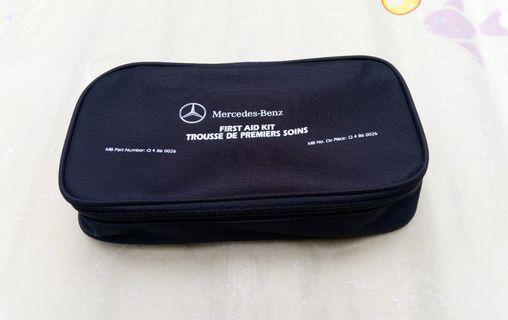 Mercedes-Benz First Aid Kit (Bag only)