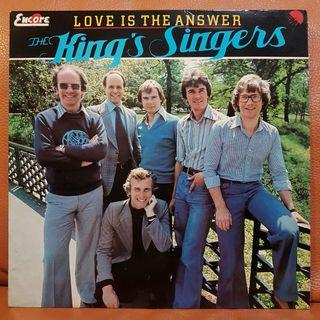 (Mint) The King's Singers - Love Is The Answer  Vinyl Record