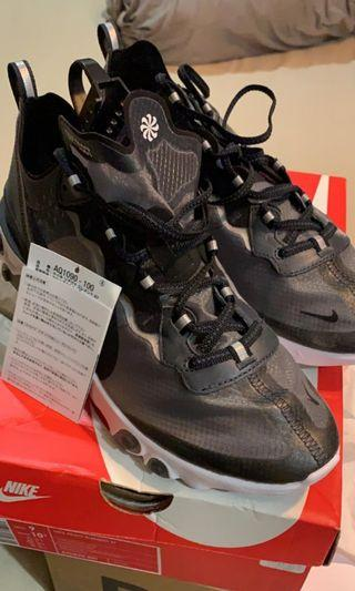 Nike ReAct Element 87 'Anthracite'