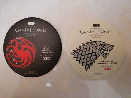 Pin Badge Game of Thrones