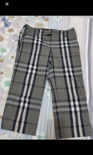 Burberry Blue Label Pants