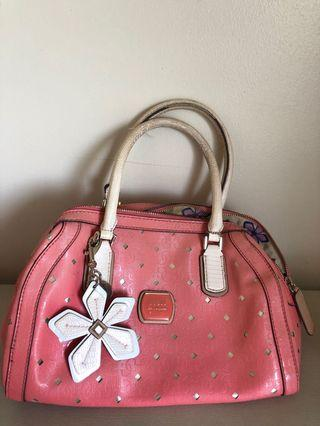 Guess Flower Purse