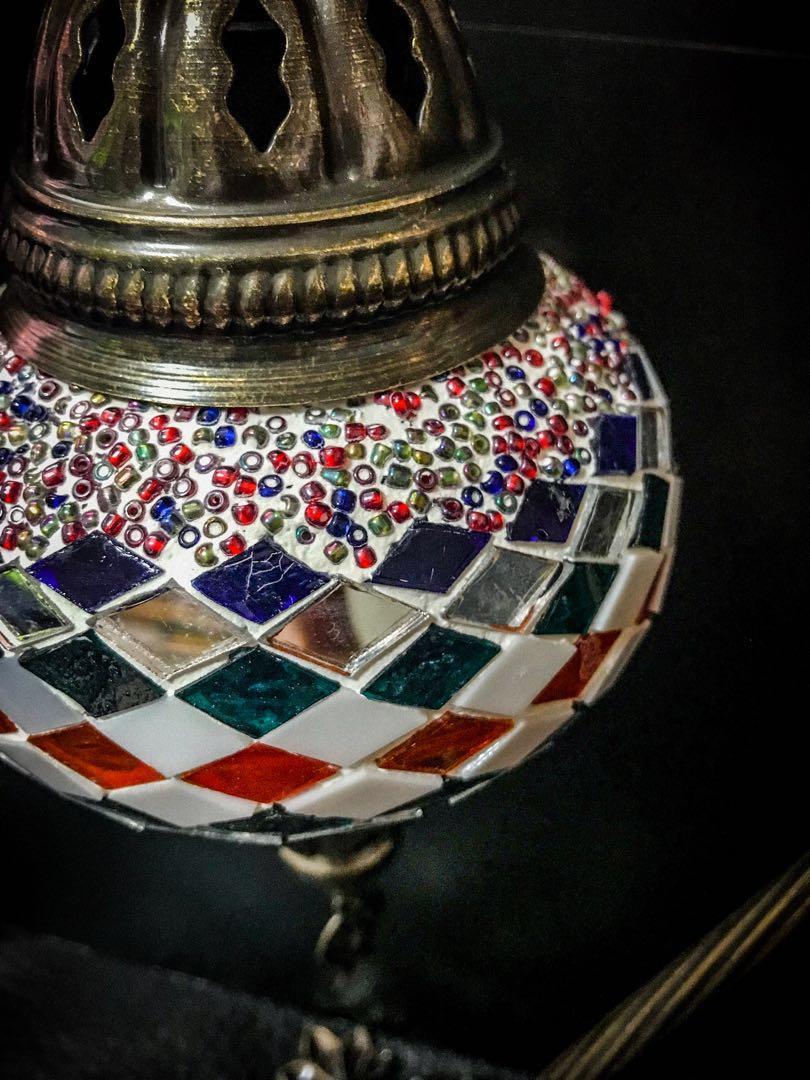 土耳其手工燈