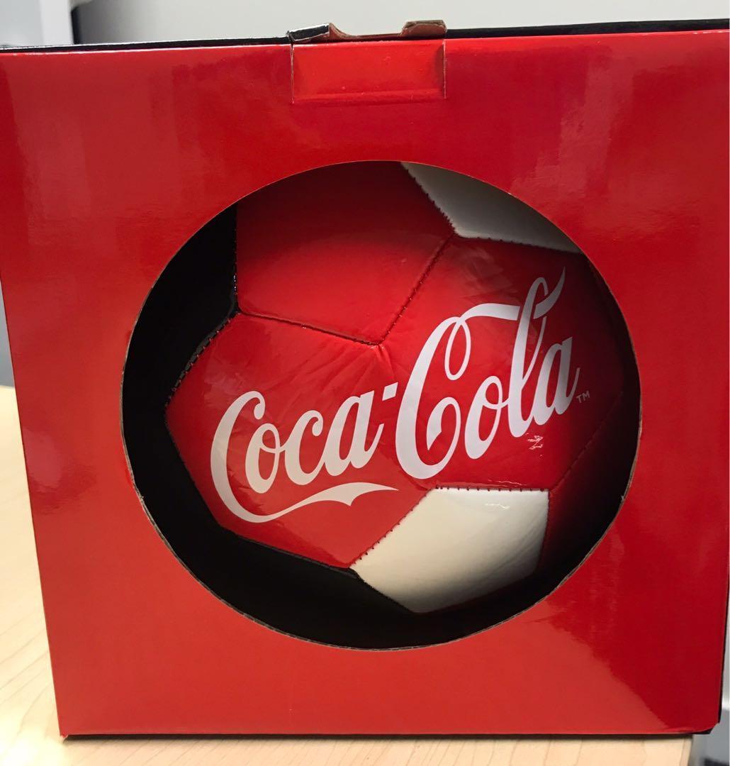 可樂 Coke 2018 Russia World Cup 纪念版足球