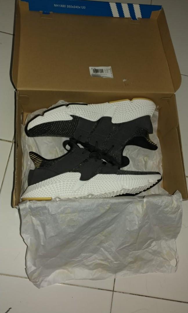 Adidas Prophere (Grey Gold) Originals
