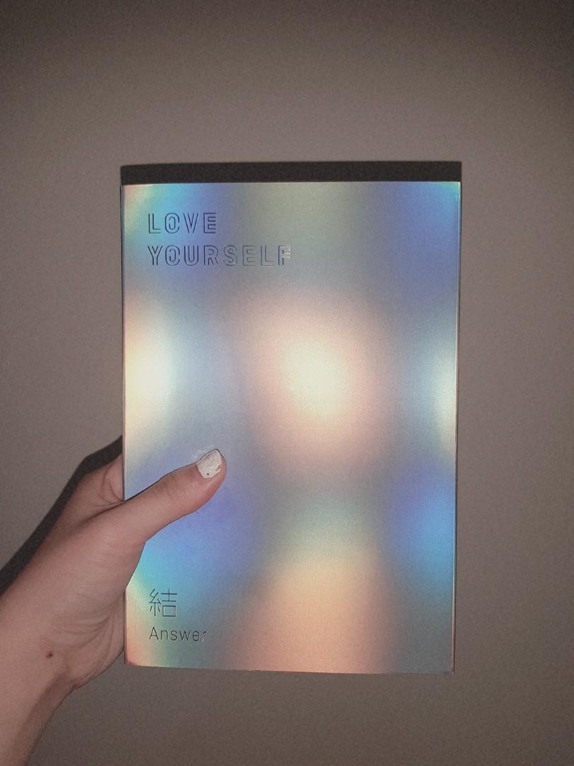 Album BTS Love YourSelf: Answer (VERSI E)