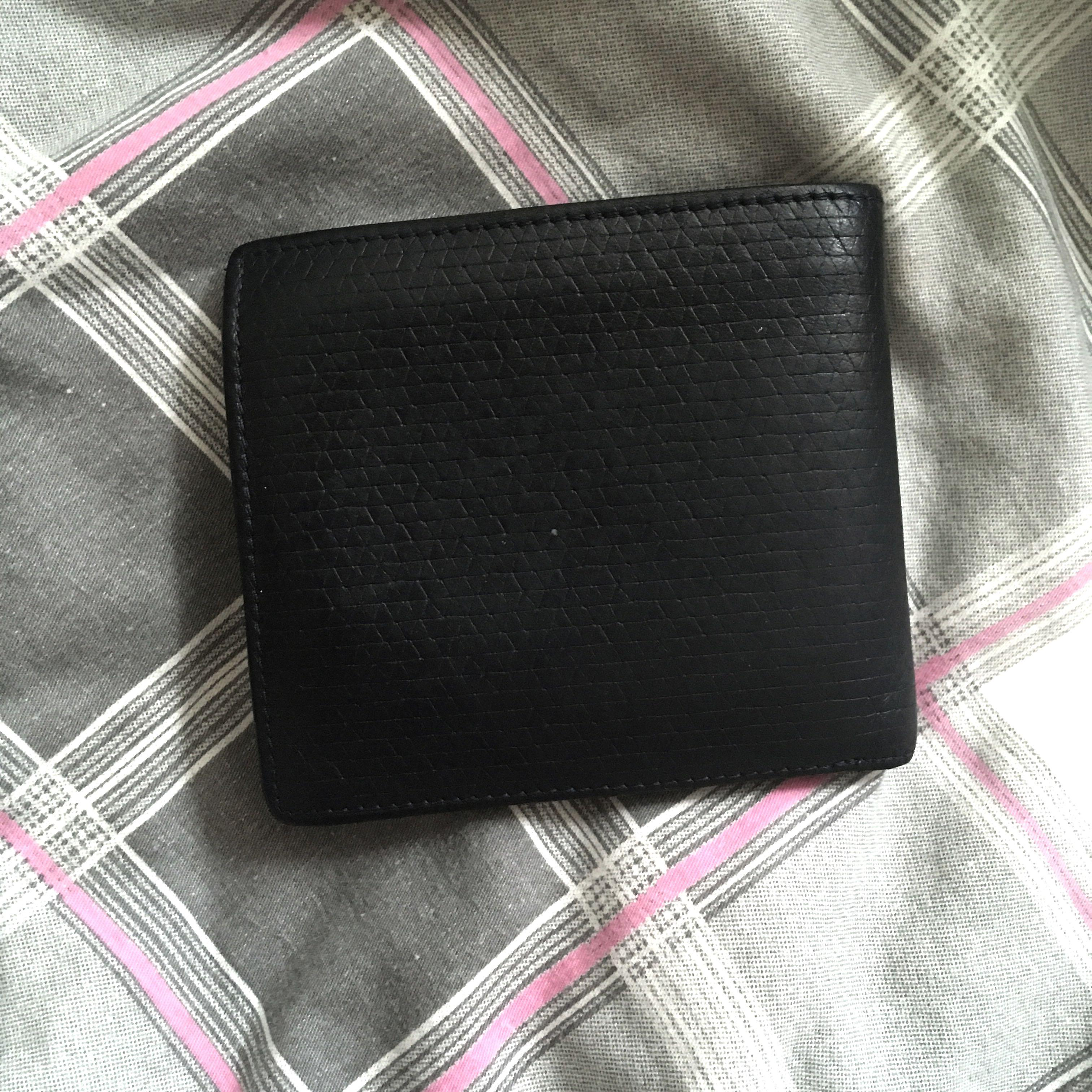 Alexander McQueen fold wallet