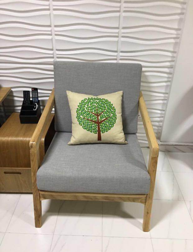 Armchair/ Lounge Chair/ 1 Seater