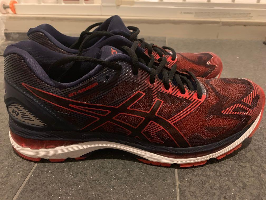 Asics Running Shoes Nimbus 19