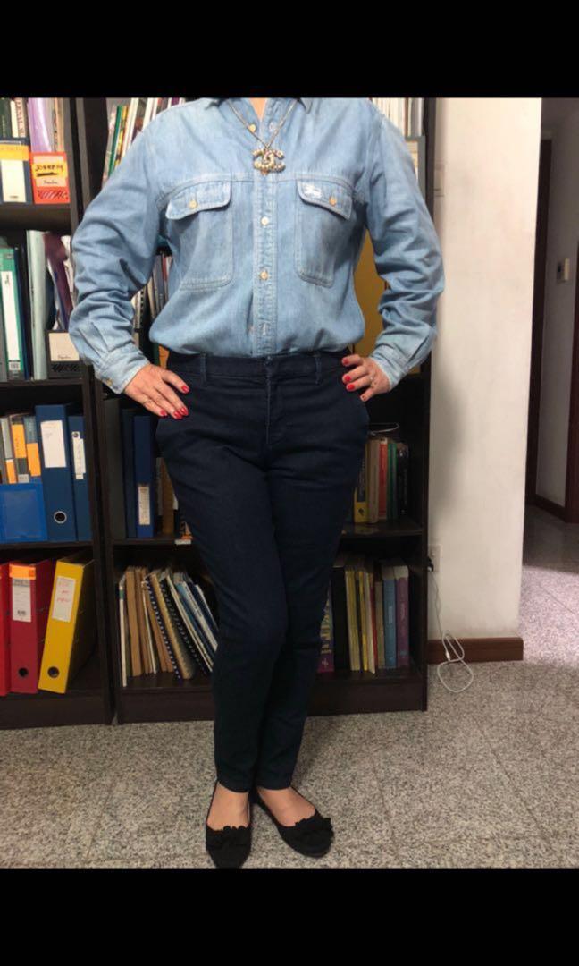 Authentic Prada Denim jeans