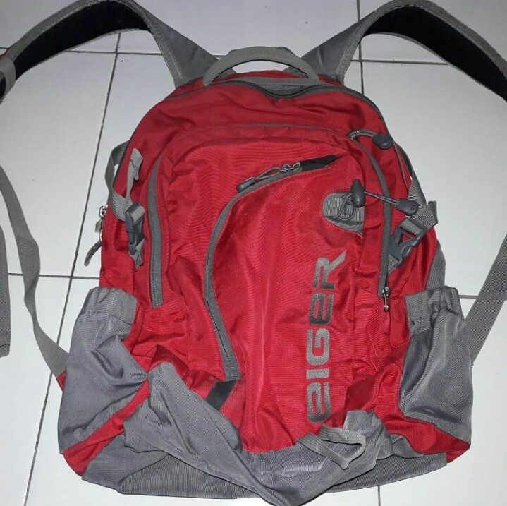 Backpack Eiger Merah