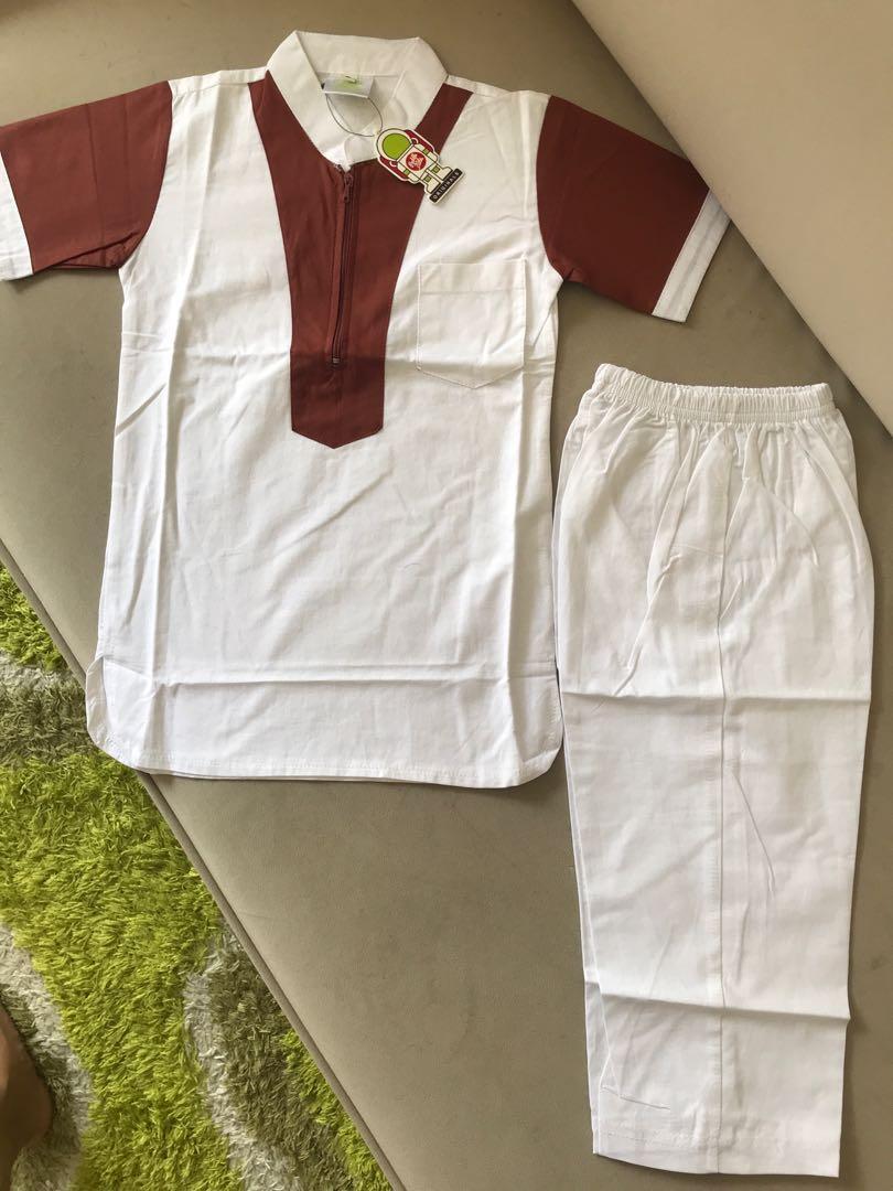 Baju Koko Anak  baju muslim anak
