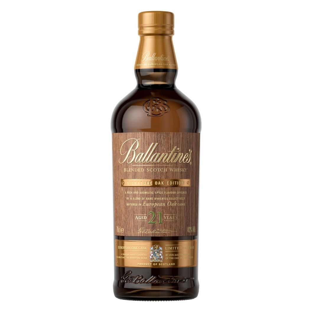 Ballantine's 21yrs Signature Oak