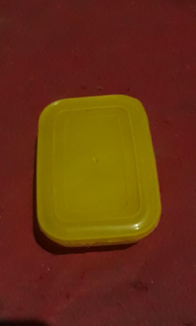 #BAPAU Kotak Makan 3