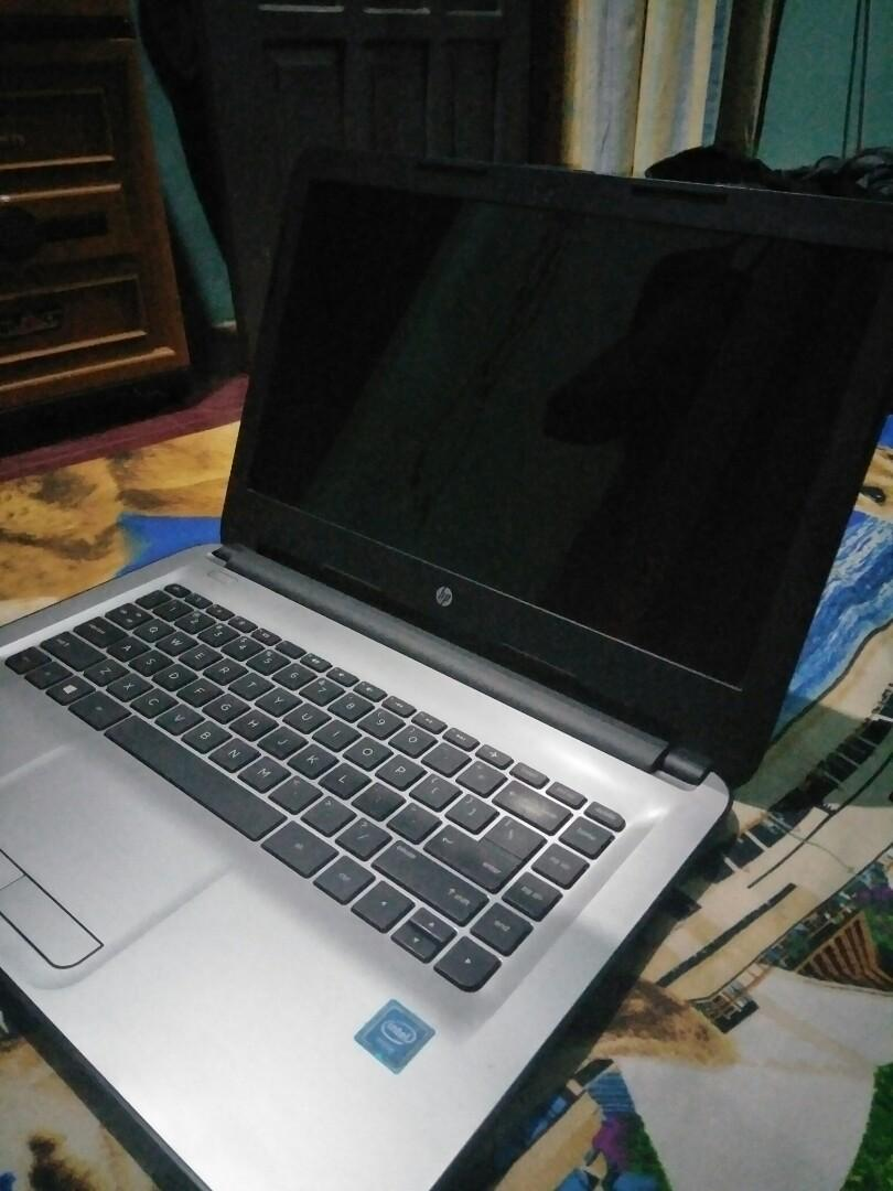 #BAPAU Laptop HP RAM 4GB.