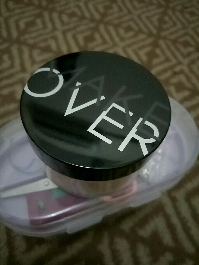 Bedak Tabur make Over