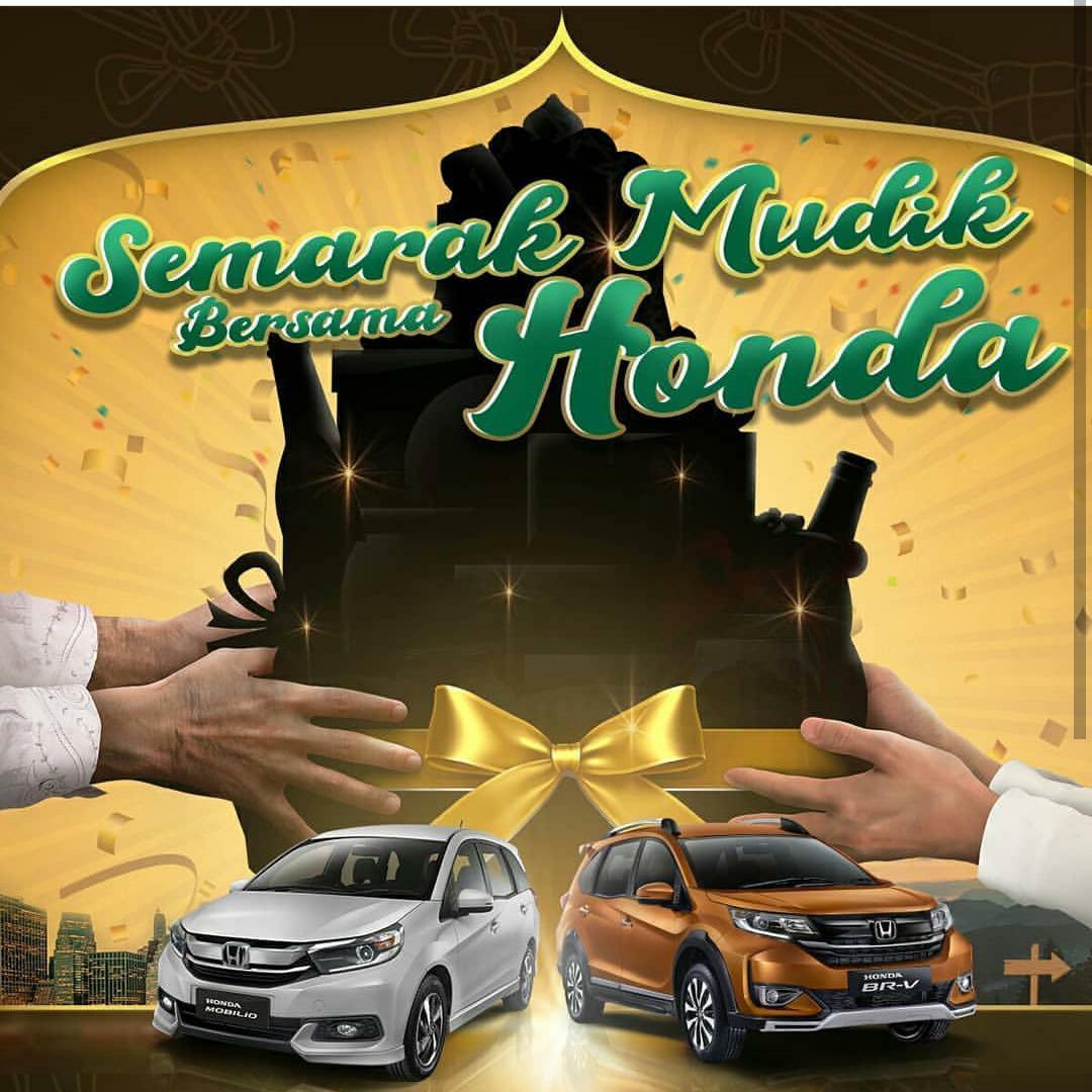 Beli Mobilio, Banyak Bonusnya. Special Promo Mudik 2019