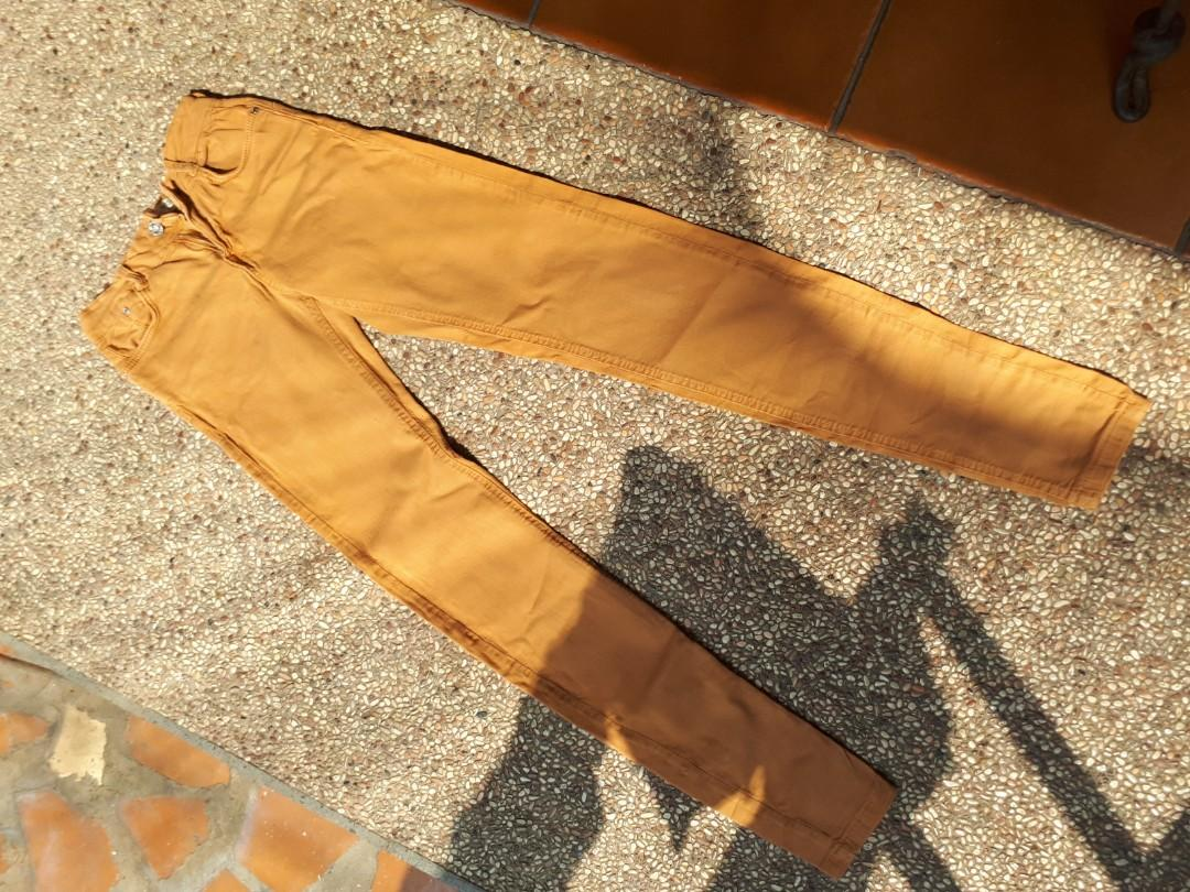 Bershka Push Up Chino Jeans