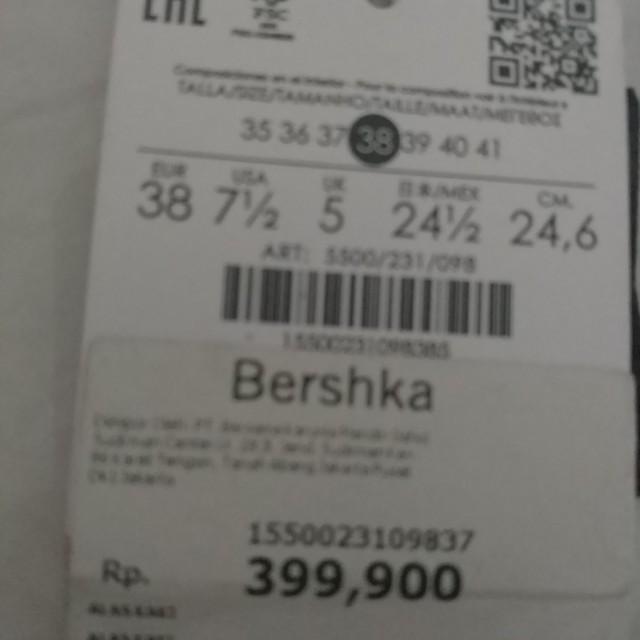 Bershka sandal shoe