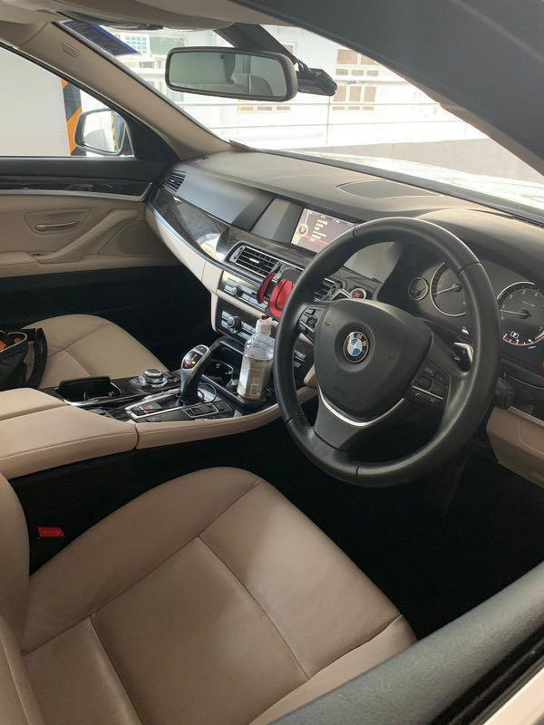 BMW 520I (1997cc) 2013