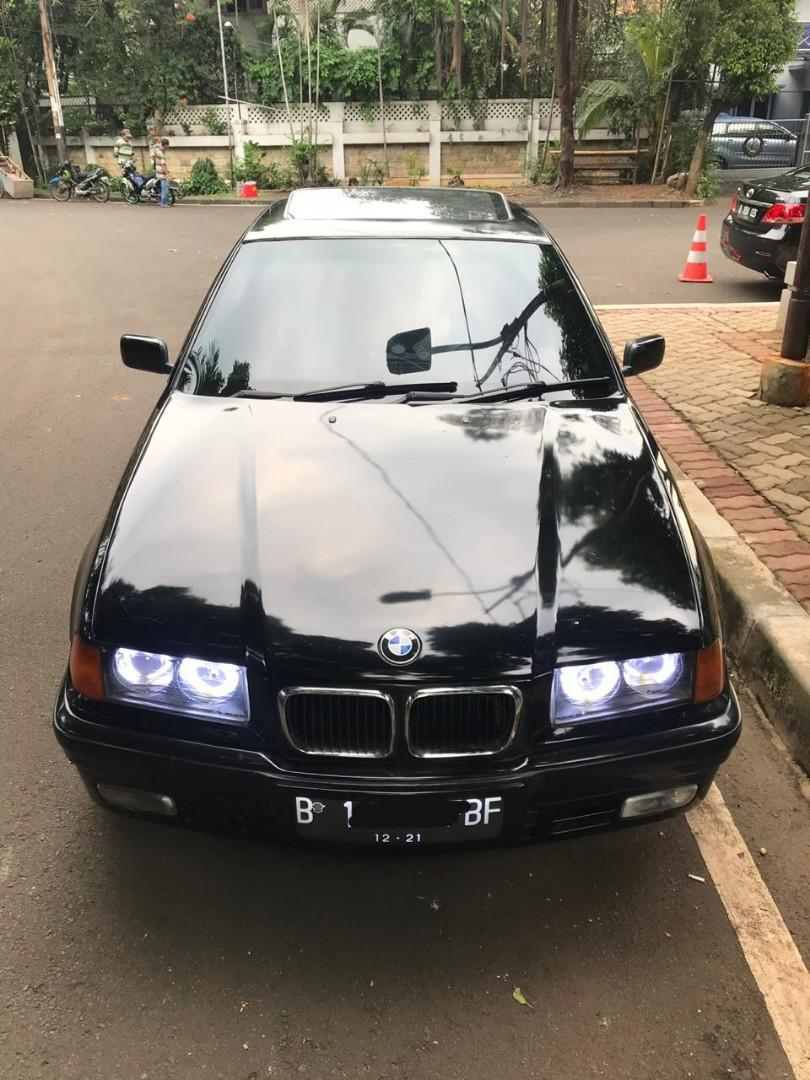 BMW E36 MT Sunroof 1998