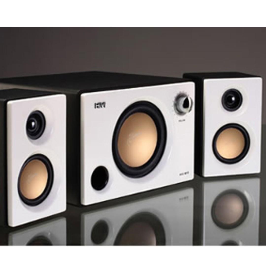 BNIB: Hivi M10 Speakers