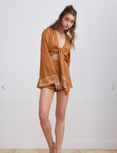 BNWT Finders Keepers Playsuit (fits size AU6) URGENT SELL