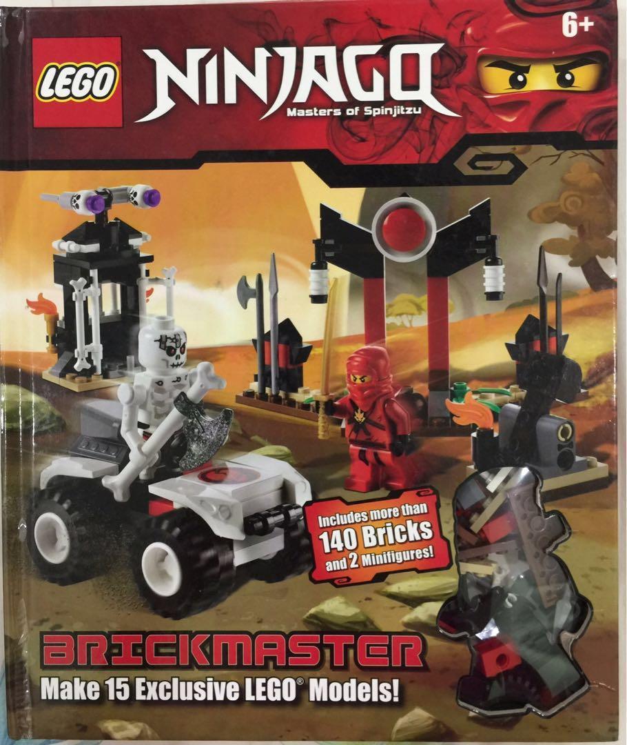 Brickmaster Ninjago