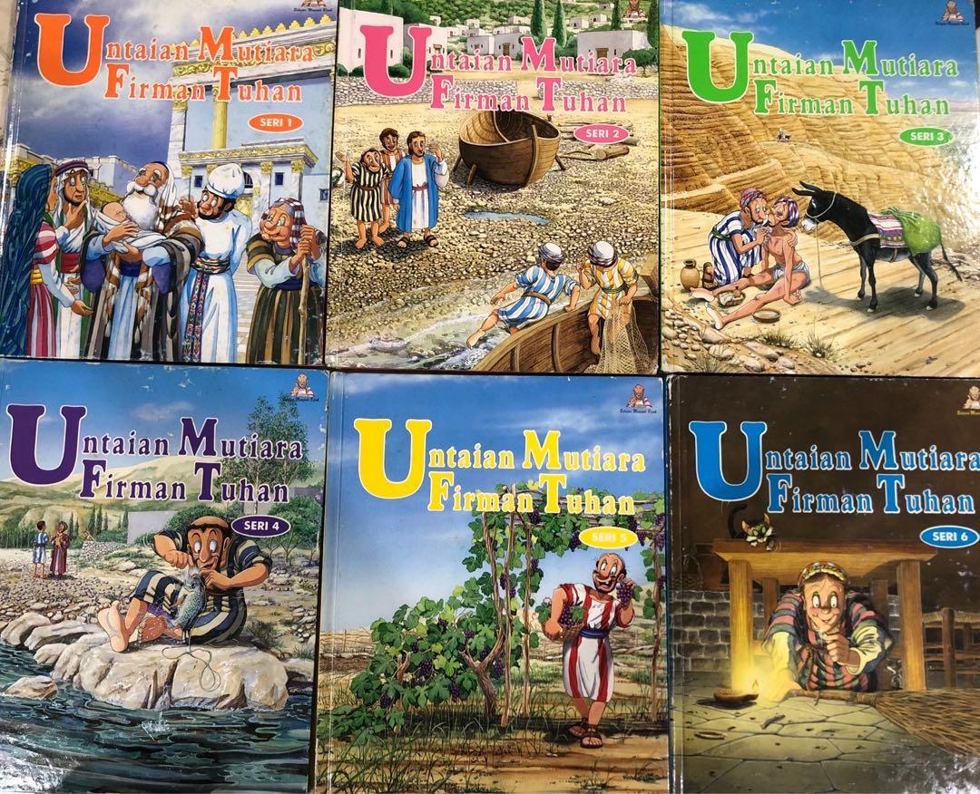 buku ensikopedi ensiklopedia anak untaian mutiara fitman Tuhan