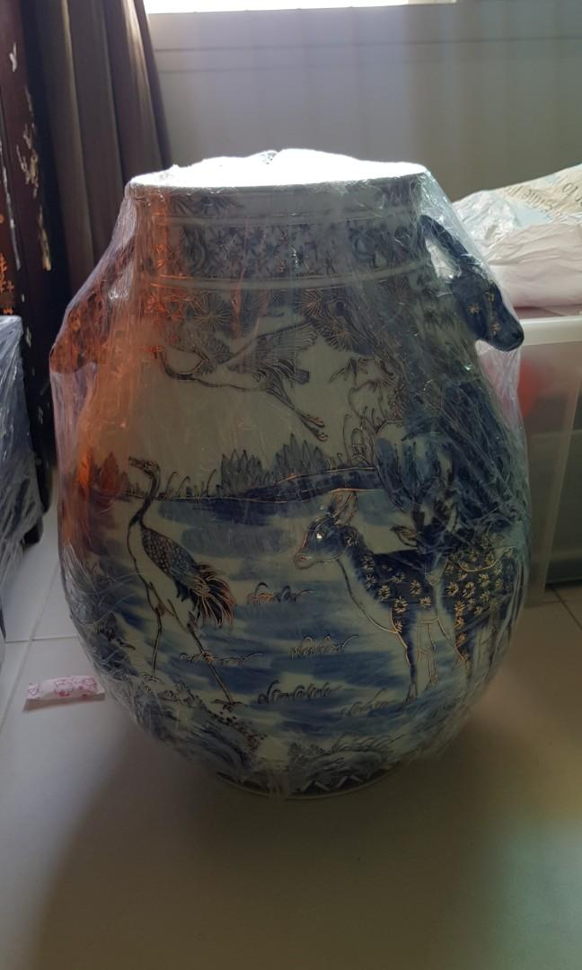 Chinese Antique Looking Vase