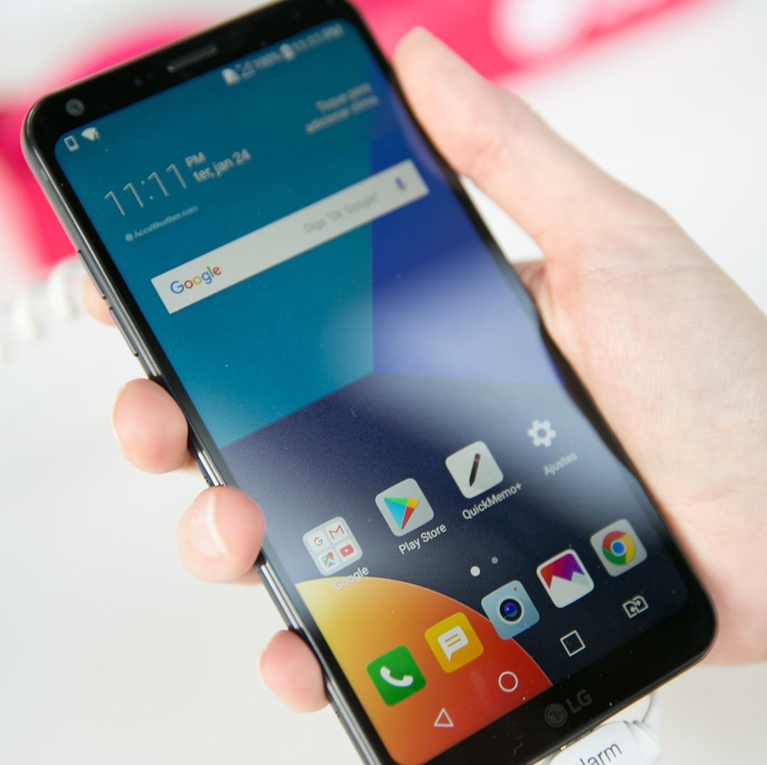 Cicilan LG Q6 3/32Gb New