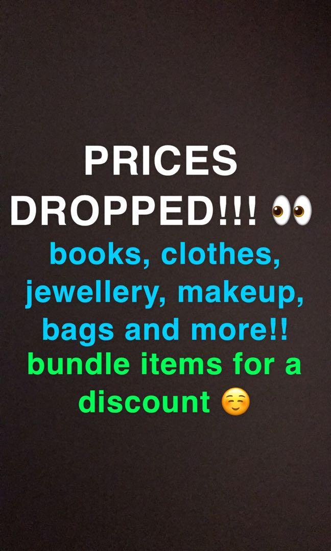CLEAROUT!!! PRICES NEGOTIABLE
